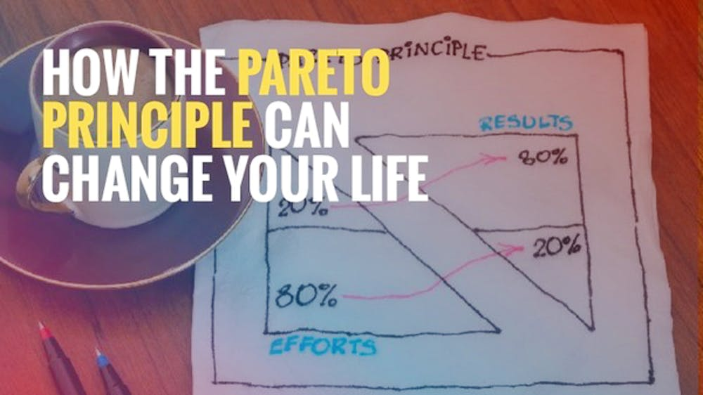 How The Pareto Principle Can Change Your Life Slide Deck