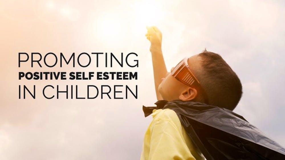 Promoting Positive Self Esteem In Children Slide Deck