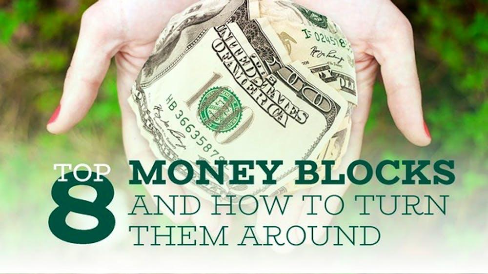 Top 8 Money Blocks And How To Turn Them Around Slide Deck