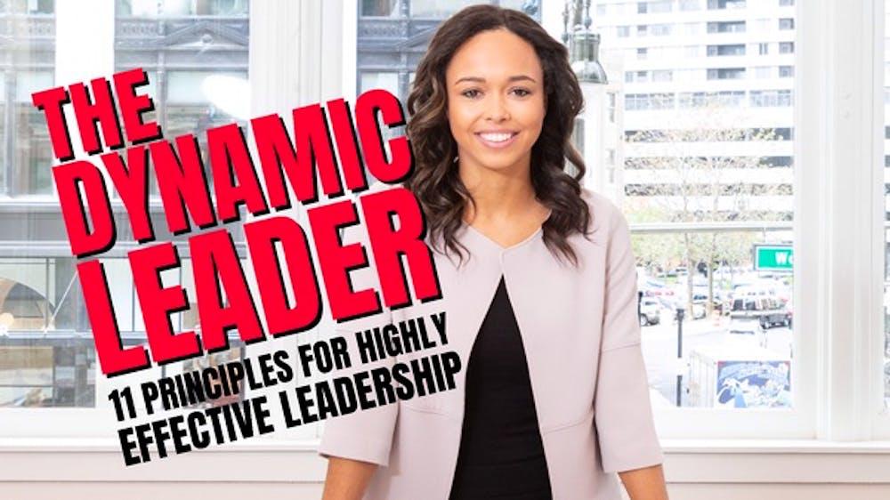 The Dynamic Leader 11 Principles For Highly Effective Leadership Slide Deck