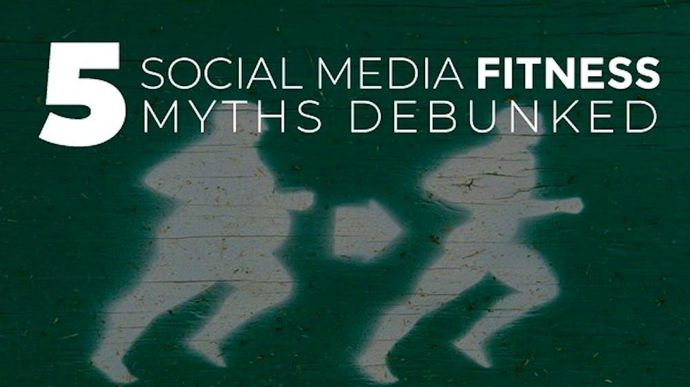 5 Social Media Fitness Myths Debunked Slide Deck