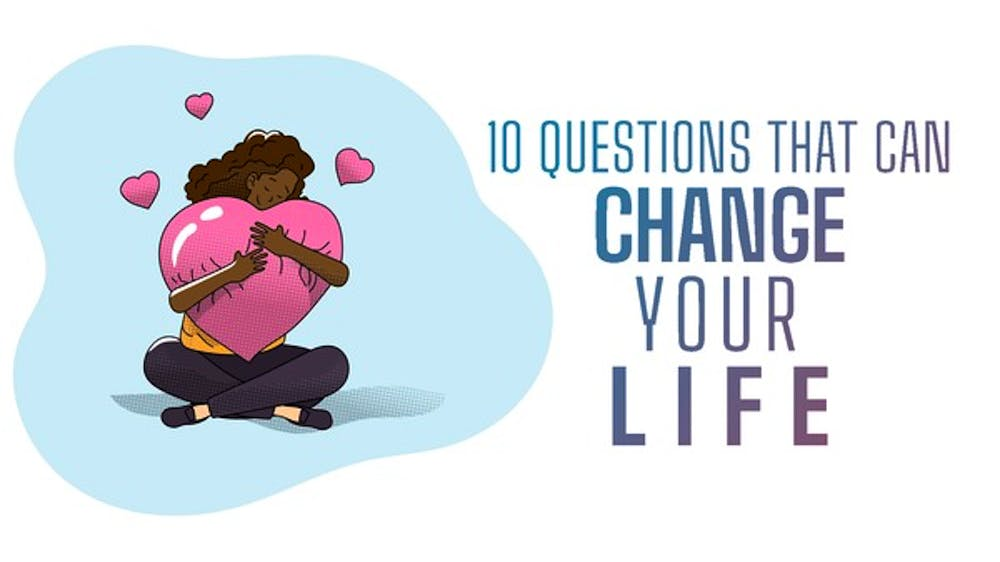 10 Questions That Can Change Your Life Slide Deck