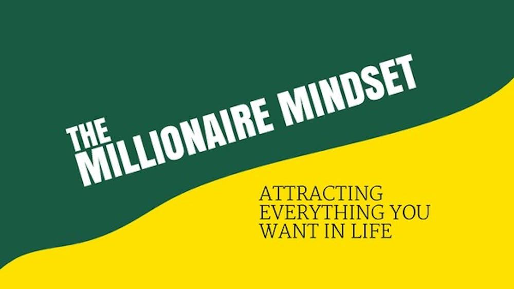 The Millionaire Mindset - Slide Deck